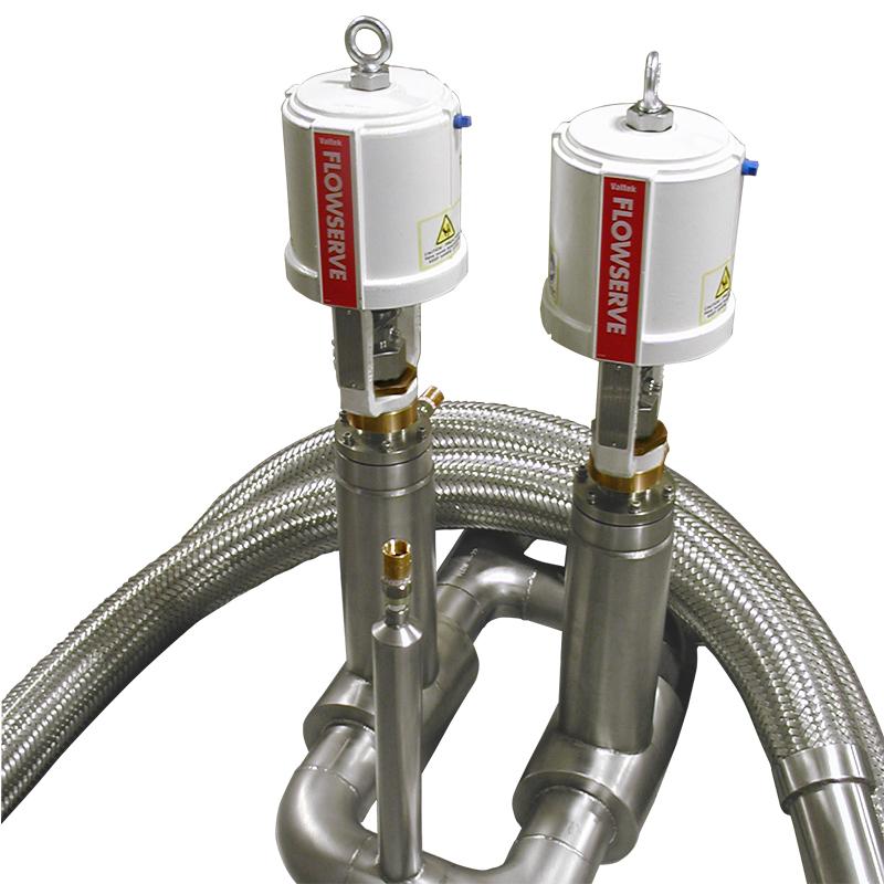 cryogenic transfer hose
